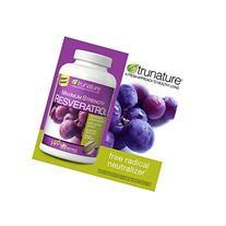 Trunature Resveratrol 250 mg 140 Softgels