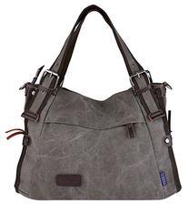 Retro Hobo Style Women's Canvas Casual Handbag Shoulder Bag