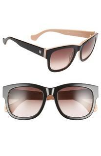 Women's Balenciaga Paris 54Mm Retro Sunglasses