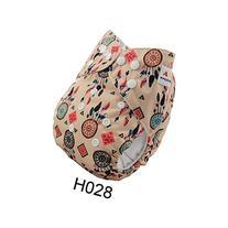 Alva Baby New Design Reuseable Washable Pocket Cloth Diaper