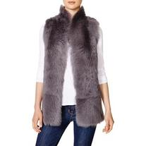 Whistles Reversible Sheepskin Vest - 100% Exclusive