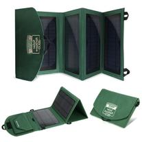 ReStore RA4 Portable Folding Solar Charger with Dual USB