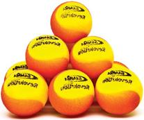 Gamma Revolution Foam Warm Up Balls - 12 Ball Pack
