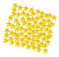 "Kenson Kids ""I Can Do It!"" Reward Chart 42-Count Gold Stars"