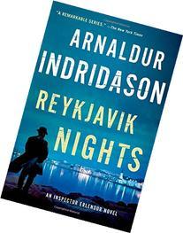 Reykjavik Nights: An Inspector Erlendur Novel