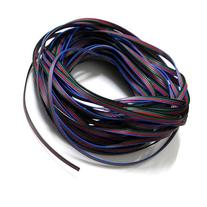 EvZ 4 Color 20m RGB Extension Cable Line for LED Strip RGB
