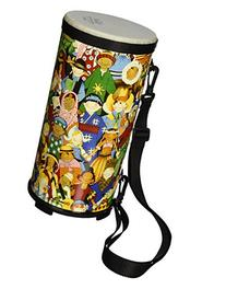 Remo Rhythm Club Konga Drum - Rhythm Kids, 6