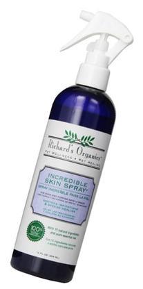 Richards Organics Incredible Skin Spray 12oz