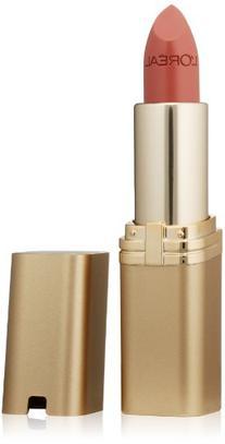 L'Oreal Paris Colour Riche Lipcolour, Fairest Nude, 0.13 oz