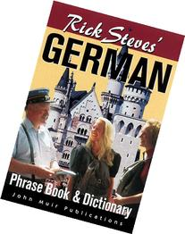 Rick Steves' German Phrasebook and Dictionary