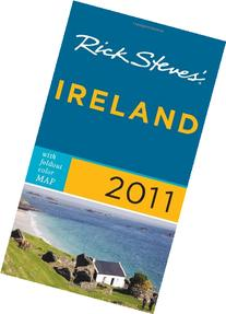 Rick Steves' Ireland 2011 with map