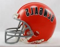 Riddell Cincinnati Bengals Mini Replica Throwback Helmet