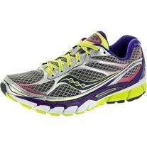 Saucony Ride 7: Saucony Women's Running Shoes Silver/Purple/