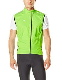 Pearl Izumi - Ride Men's Elite Barrier Vest, Green Flash, X-