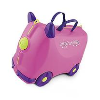 Ride N Roll Suitcase, Travel Luggage & Storage Bag Pink