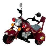 Lil' RiderTM Maroon Marauder Battery Operated Motorcycle
