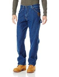 Riggs Workwear By  Men's Carpenter Jean,Antique Indigo,36W x