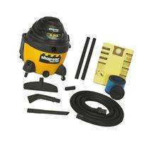 Right Stuff 16 Gallon 6.25 Peak HP Wet / Dry Vacuum