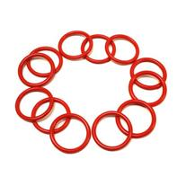 """Midway Monsters 12 Pack Small Ring Toss Rings with 2.5"""" in"""