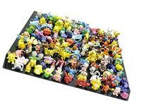 RioRand Pokemon Action Figures, 144-Piece and  1.5-2.5
