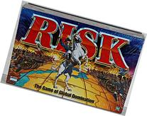 Risk 1998 Board Game With Army shaped Pieces by Parker
