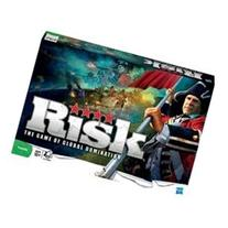 Hasbro Risk Game - Strategy - 3 to 5 Players