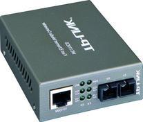 TP-Link Fast Ethernet Media Converter, Up to 100Mbps RJ45 to