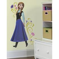 Roommates Rmk2370Gm Frozen Anna Peel And Stick Giant Wall