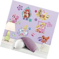 RoomMates RMK2466SCSDisney Princess - Palace Pets Peel and