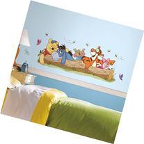 RoomMates RMK2553GM Winnie The Pooh Outdoor Fun Peel and