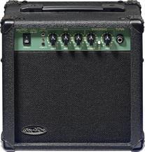 Stagg 10-Watt RMS Guitar Amplifier - Black