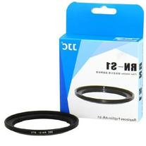 JJC RN-S1 Filter Adapter for Fujifilm FinePix S1 Camera