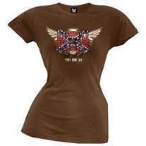 Lynyrd Skynyrd - Road Home 77 Juniors T-Shirt