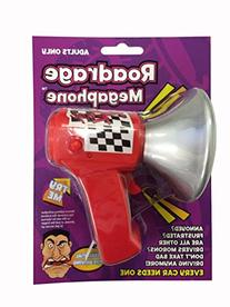 Road Rage Megaphone Adults Only