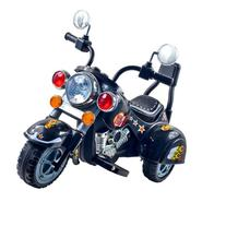 Lil' Rider Road Warrior Motorcycle - Black