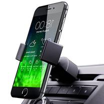 Koomus Pro CD Slot Smartphone Car Mount Holder Cradle for