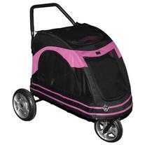 Pet Gear EPPG8600BPK Roadster Pet Stoller - Pink