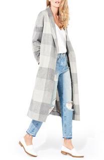 Women's Ayr The Robe Wool Long Coat