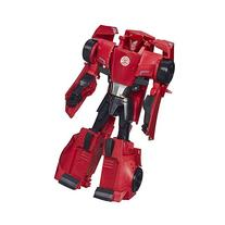Transformers Robots in Disguise 3-Step Changers Sideswipe