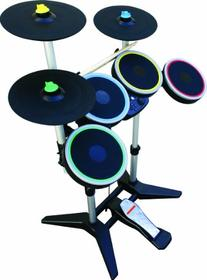 Rock Band 3 Wireless Pro-Drum and Pro-Cymbals Kit for