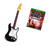 Rock Band 4: Wireless Fender Stratocaster Guitar Bundle