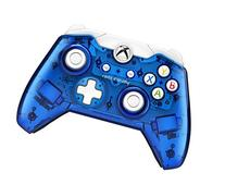 Rock Candy Wired Controller for Xbox One - Blueberry Boom