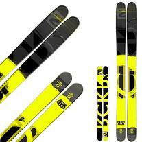 Salomon Rocker2 108 Ski Black/Yellow Green, 174cm