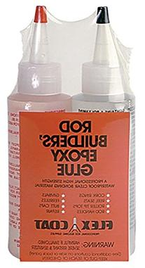 Flex Coat 4oz Rod Builders Epoxy Glue
