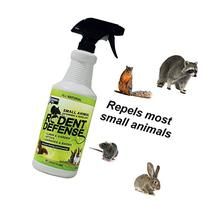 All Natural Rodent Defense Spray –Effective Repellent For