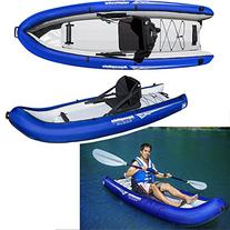 Aquaglide 58-5215025 Rogue XP One 8' 1 Person Inflatable
