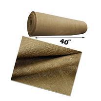 5 Yard Roll 10 Oz Burlap Premium Natural Vintage Jute Fabric