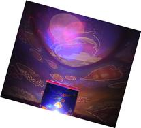Romantic Astro Cosmos Universe Outer Space Night Light