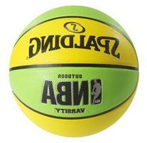 Spalding Rookie Gear Soccer Ball - Yellow/Blue - Size 3