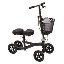 Roscoe Medical ROS-KSB Knee Scooter Black